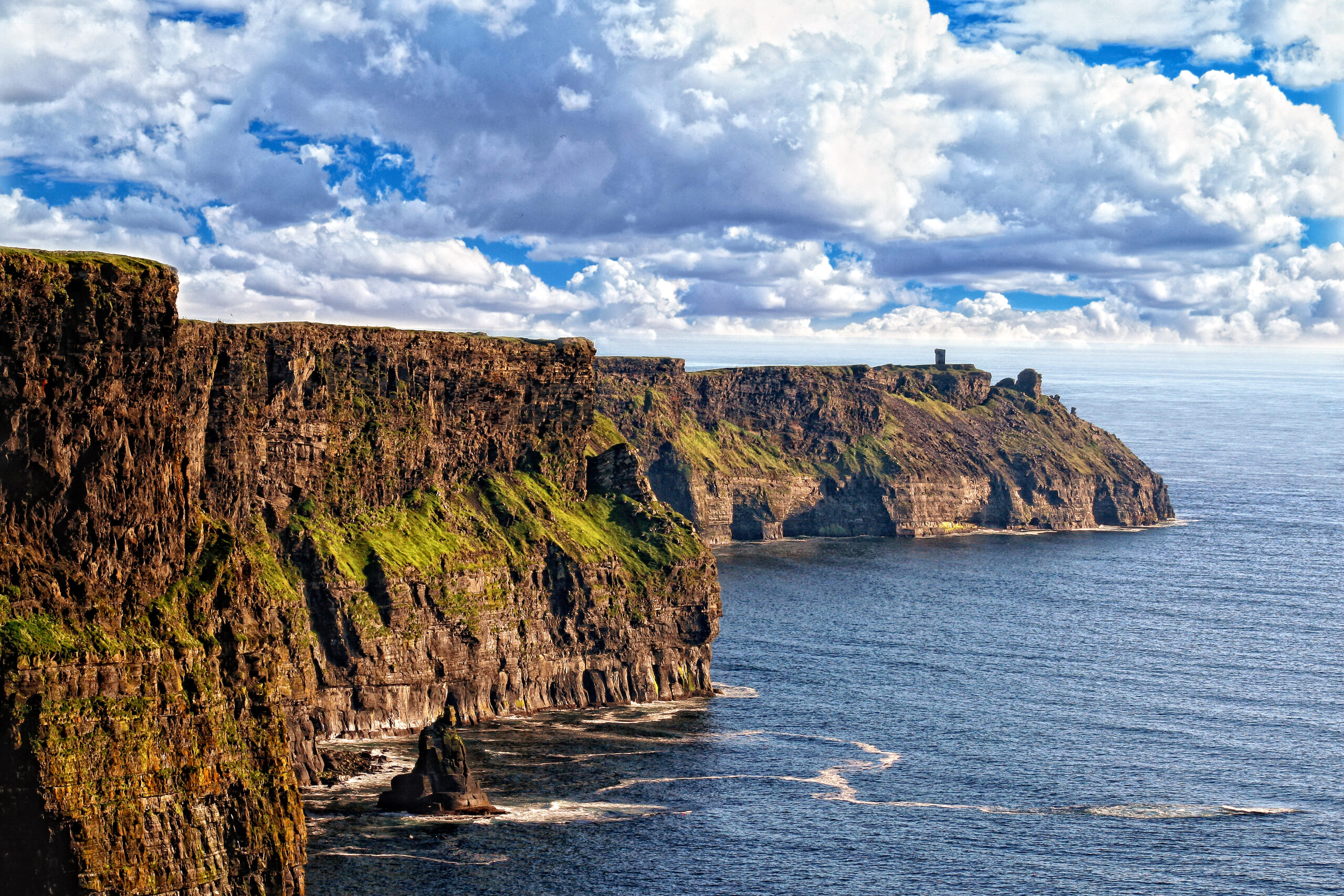 Cliff Of Moher County Clare